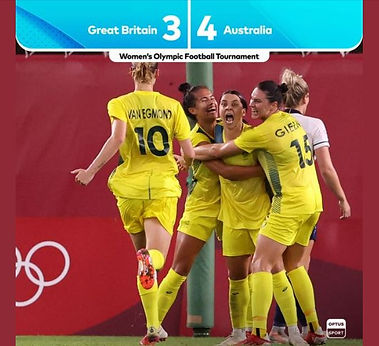 Matildas through to Semi final - Tokyo Olympics 21.JPG