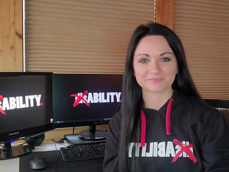 Amy Ader and disXABILITY