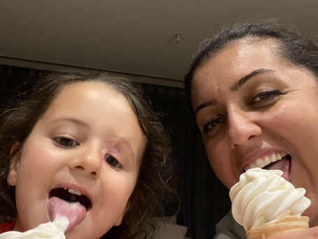 A Therapist's Journey of Motherhood, Cancer and Dwarfism