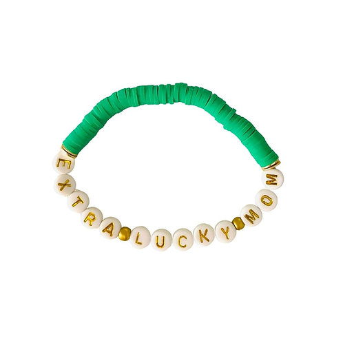 Extra Lucky Cerebral Palsy Awareness Bracelet