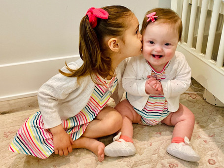 An Extra Lucky Sisterhood