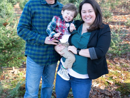 Extra Lucky Mom With An Unexpected Extra Diagnosis
