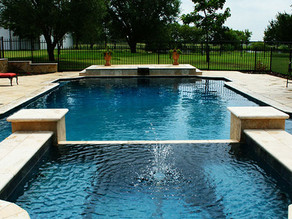 Create swimming pools
