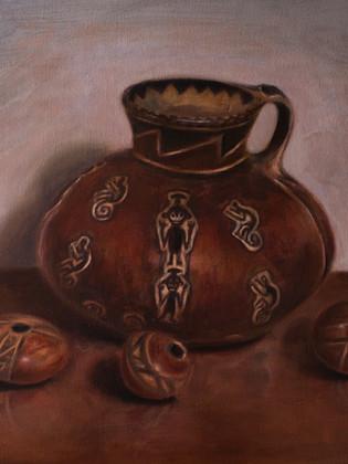 Vasijas Prehispanicas