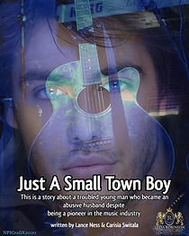 #9 JUST A SMALL TOWN BOY Poster AD (1).p