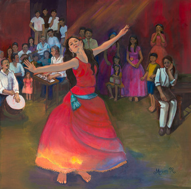 The Village Dancer