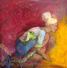 Mama Discovers Fire