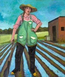 Mama's New Irrigation Boots