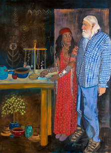 True Love: The Jewelry Maker & The Potter