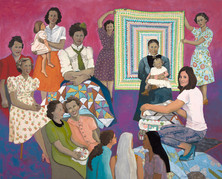 Family of Quilters