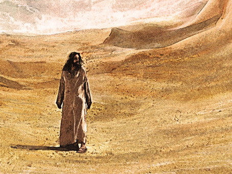 Lent: Embracing a Smaller World