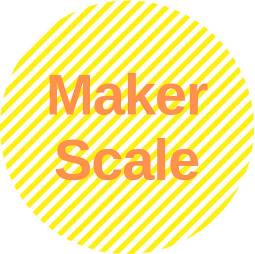 Maker Scale Logo