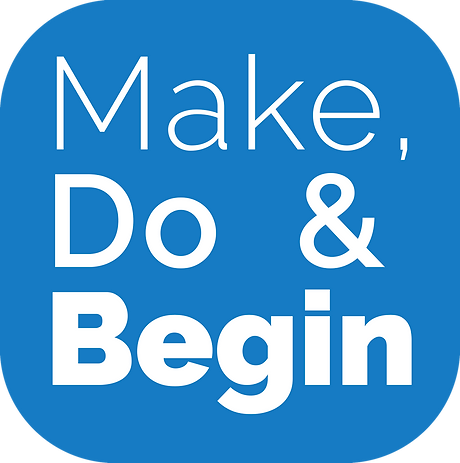 Make Do Begin logo.png