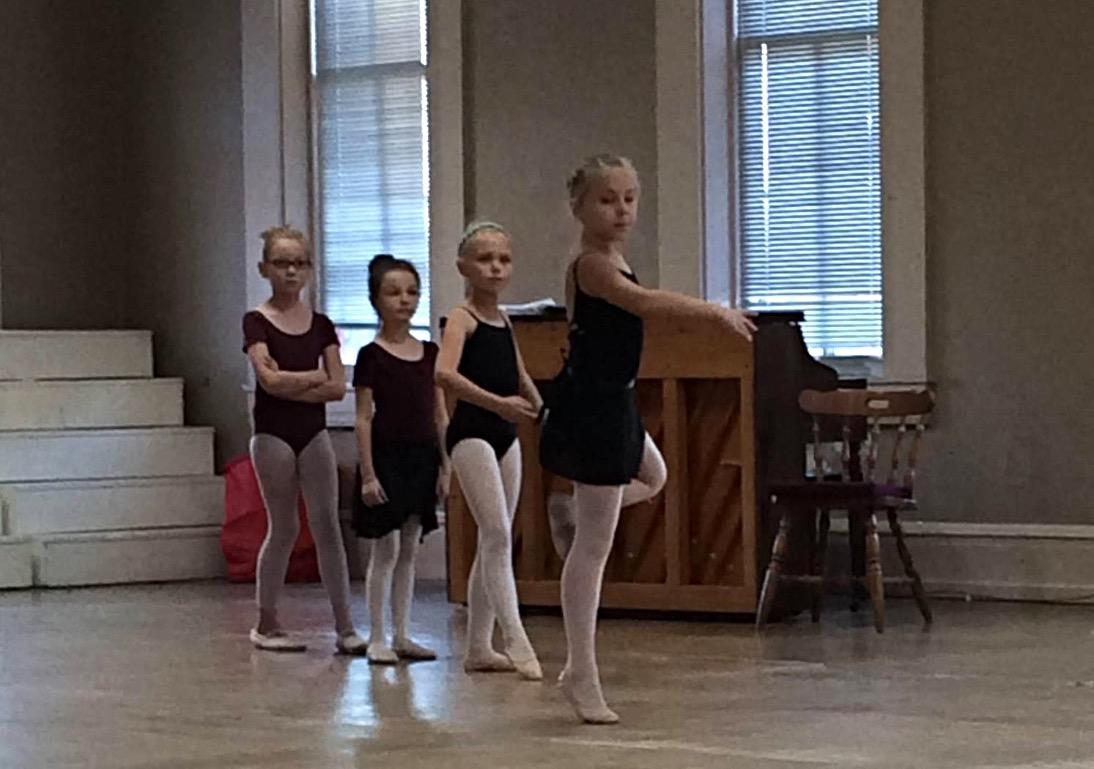 Ballet II/III
