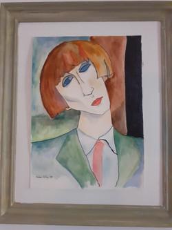 Chambre Modigliani