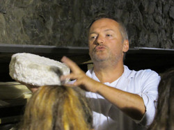 Visite de la fromagerie Fabre