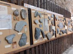Musée- pierres