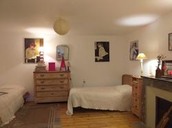 Chambre Toulouse Lautrec