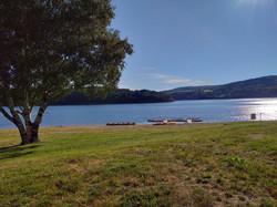 Les pédalos du lac