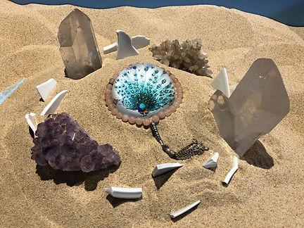 Detail of Sandplay
