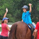 hazelwild therapeutic riding