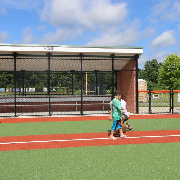 Sunshine Ballpark Fredericksburg, VA