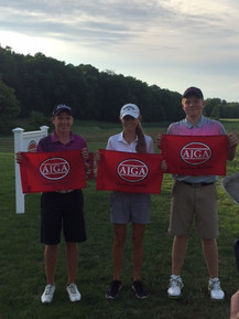 AJGA Junior Golf Tournament
