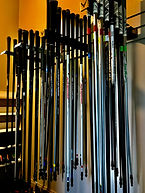 Getting fit for clubs helps you with golf lessons in Charlotte, Huntersville, North Carolina.