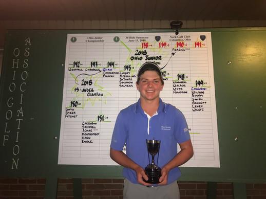 Ohio Junior Golf