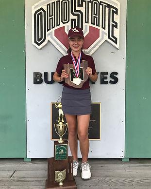 State Champion Anna