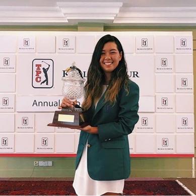 Malaysian Amateur Champion