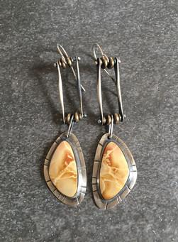Maligano Jasper Earrings