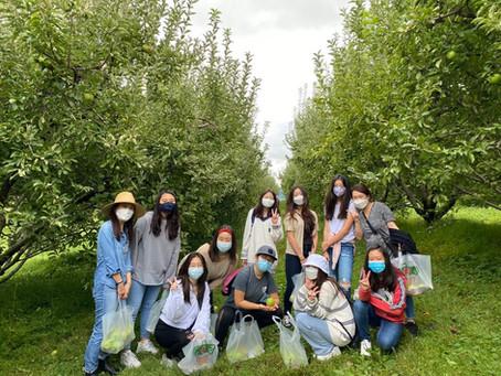 Apple Picking Day ~~~