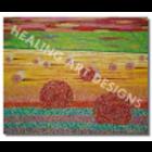 Hay Bales - Oil Artwork