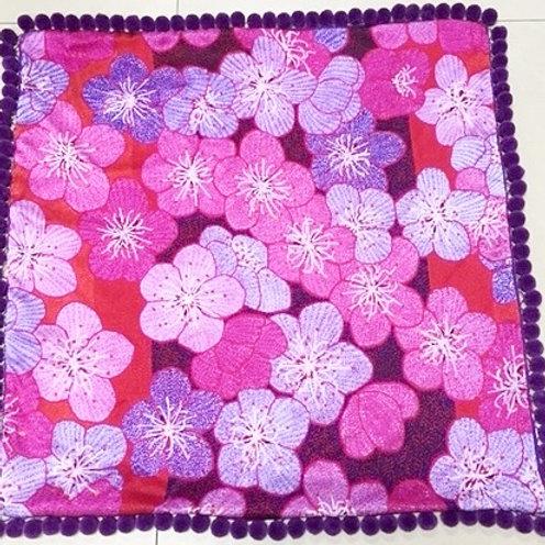 Cushion Blossom Bliss - No Crystals