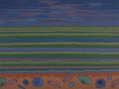 Ocean Serenade - Oil Artwork