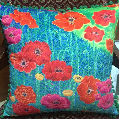 Cushion Poppies - No Crystals