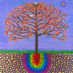 The Buddha Bodhi Tree