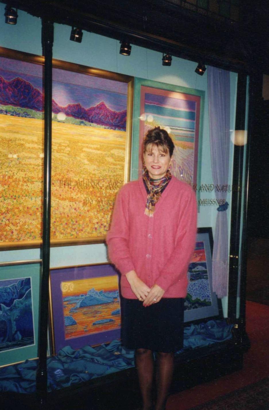 Sylvia Meissner Gallery - QVB