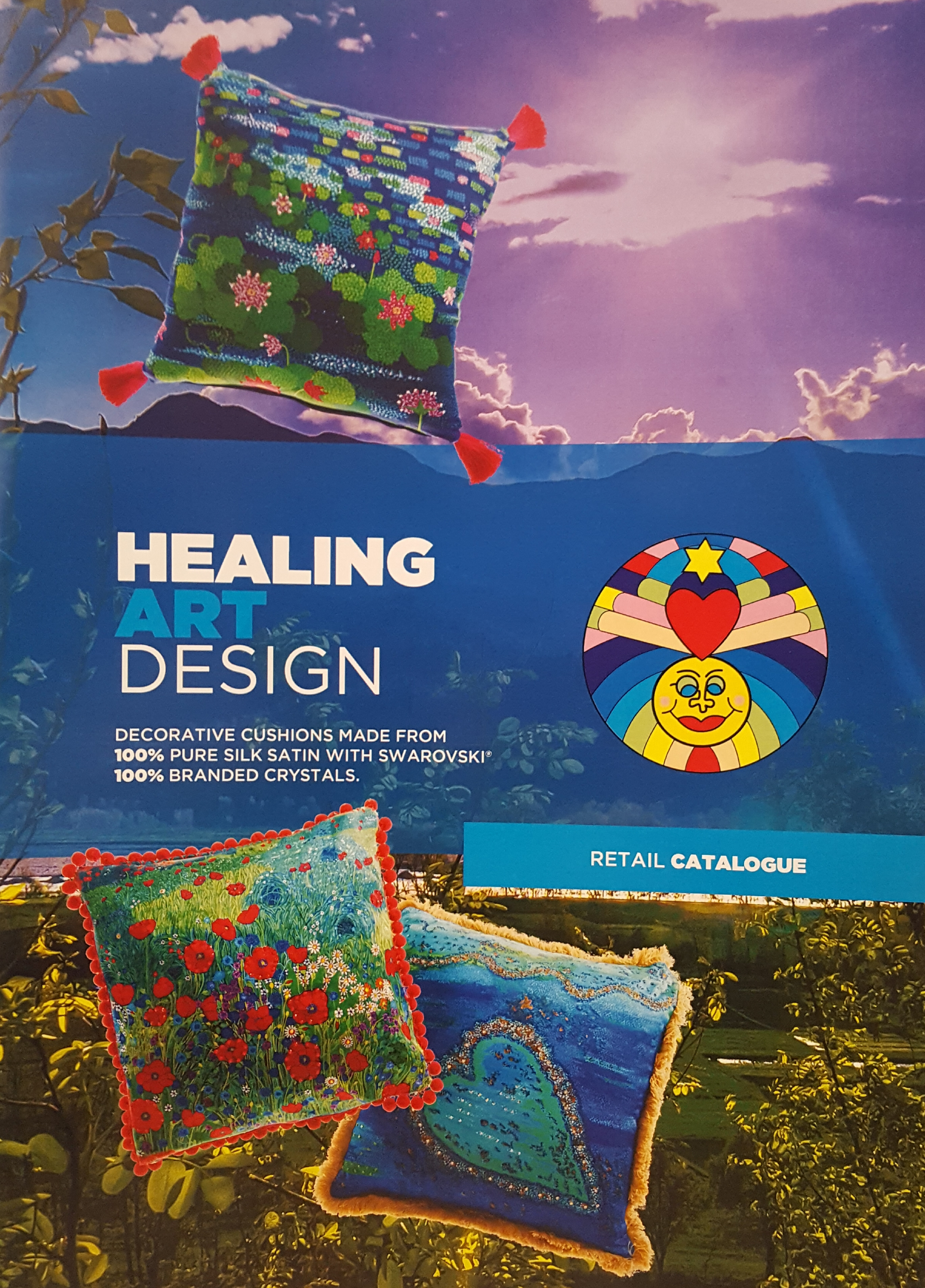 Healing Art Design Catalogue