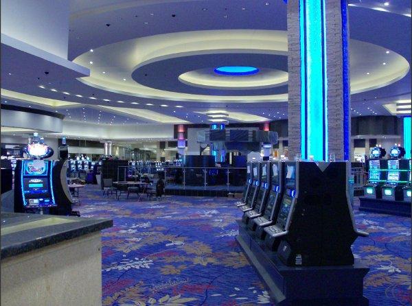 The Grand Falls Casino - USA