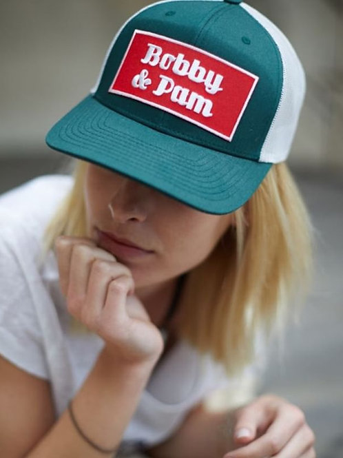 casquette Bobby et Pam