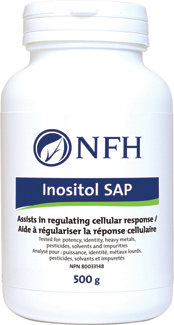 Inositol SAP 500g (NFH)