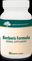 Berberis Formula 90 caps (Genestra)