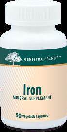 Iron 90 caps (Genestra)