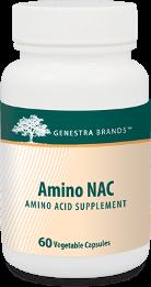 Amino NAC 60 caps (Genestra)