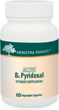 Active B6 Pyridoxal 60 caps (Genestra)