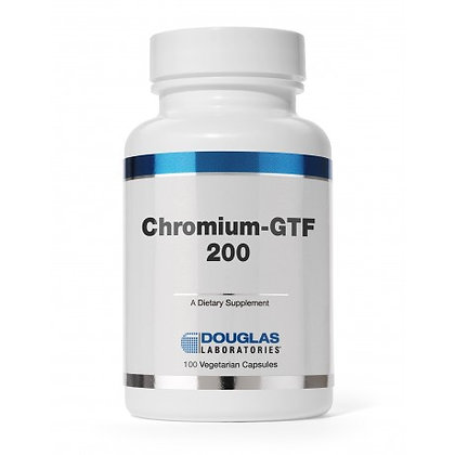 Chromium GTF 100 caps (Douglas Labs)