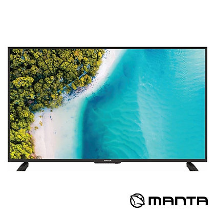 "SMART TV DLED 50"" ULTRA HD 2USB 5 HDMI ANDROID 9.0 MANTA"