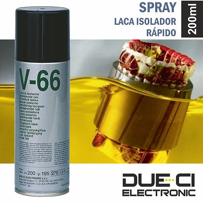 SPRAY DE 200ML LACA ISOLADOR RÁPIDO DUE-CI
